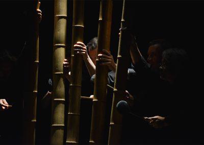 Bamboo Orchestra - Diapo 1