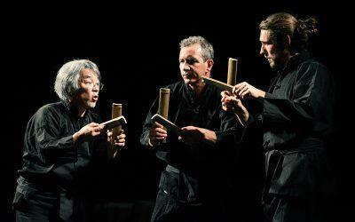 Le trio du bamboo – Mardi 28 novembre