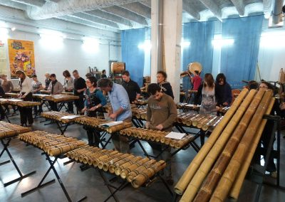 Bamboo Orchestra - Les ateliers (10)