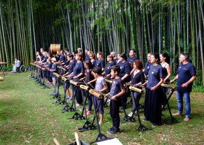 Bamboo Orchestra - Les ateliers (2)