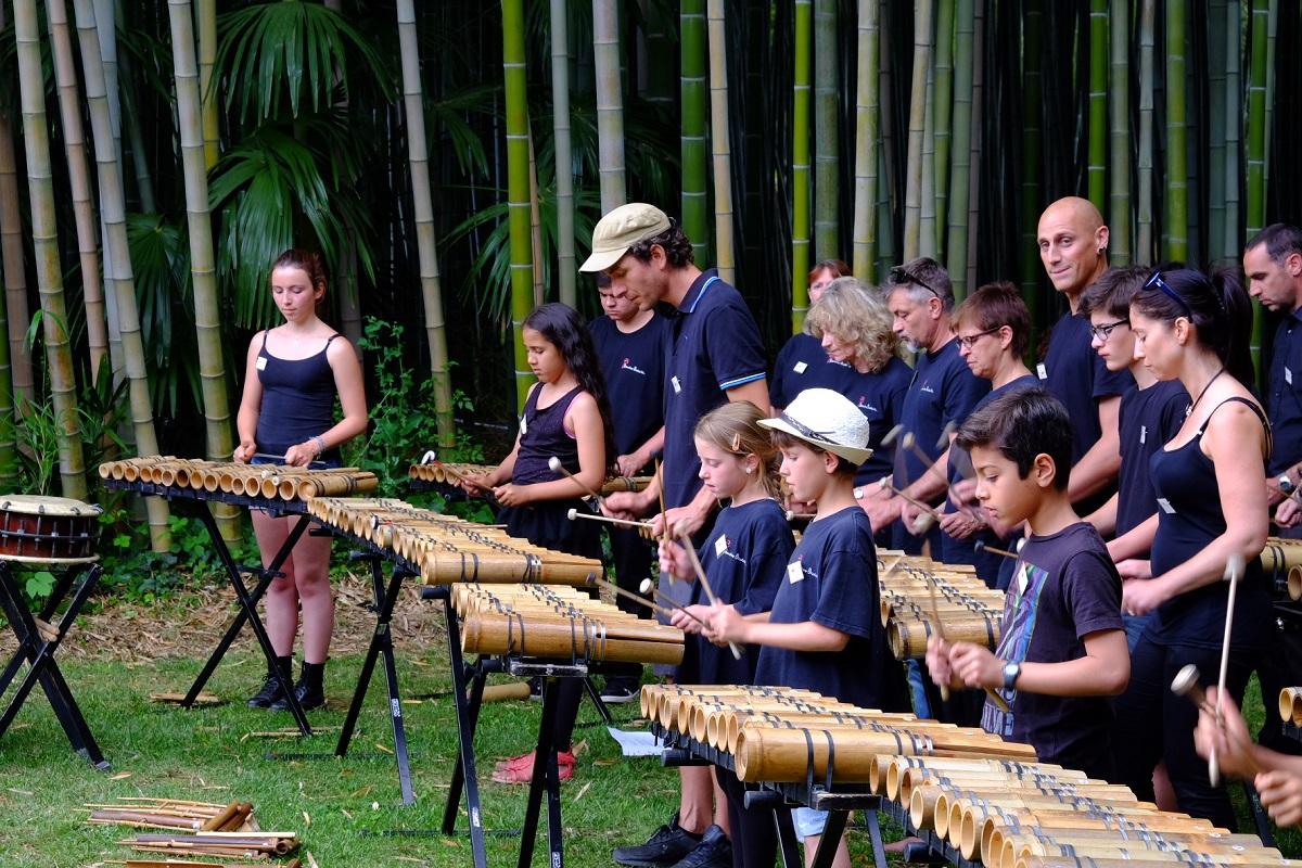 Bamboo Orchestra De Marseille - Také