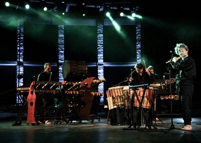 Les spectacles - Bamboo Orchestra - Photo Alexandra Azarova B.O