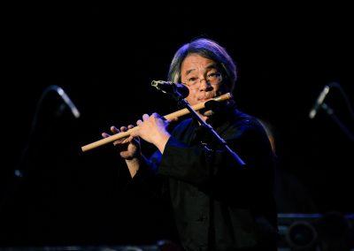 Makoto Yabuki du Bamboo Orchestra