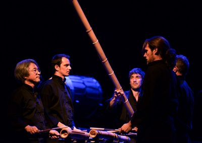 Photo Quintette - Bamboo Orchestra