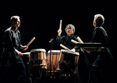 Photo Trio - Bamboo Orchestra