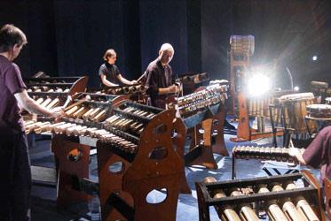 Tchi Sui Ka Fu (création 2003) - Bamboo Orchestra